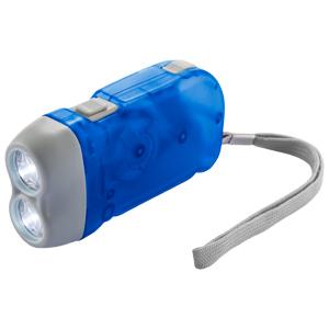 Linterna LED con Dínamo