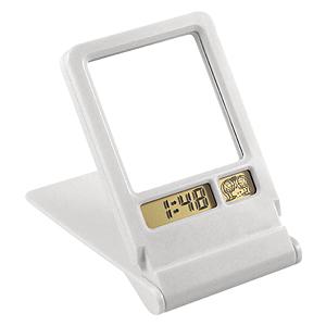 Espejo con Reloj Digital 2