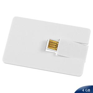 Pendrive Credit Card 4 GB