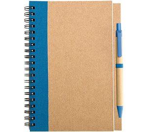 Cuaderno Ecológico 1/2 Oficio