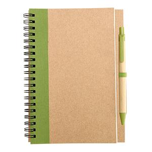 Cuaderno Ecológico 1/2 Oficio 4