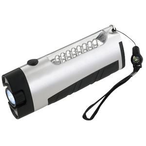Linterna LED 4-en-1 1