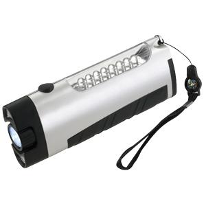 Linterna LED 4-en-1