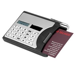 Tarjetero - Calculadora
