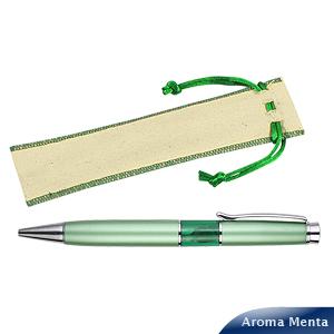 Bolígrafo Metálico Aromático 3