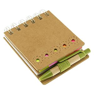 Memo Set Eco c/Bolígrafo