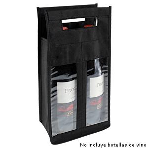 Eco Wine Bag x 2