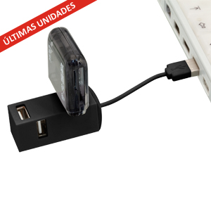 HUB 4 puertos USB 4
