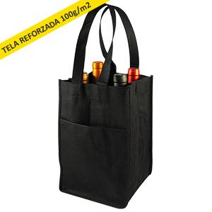 Eco Wine Bag x 4