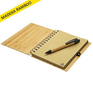 Cuaderno Bamboo 3