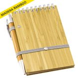 Libreta Bamboo