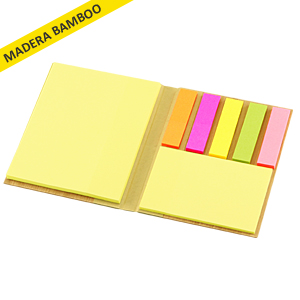Memo Set Bamboo 3