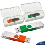 Pendrive 2 GB 4
