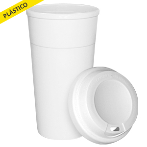 Vaso Blanco Cloud