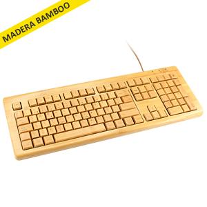 Teclado de Bamboo
