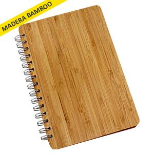Deluxe Cuaderno Bamboo