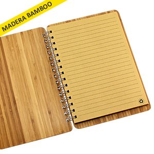 Deluxe Cuaderno Bamboo 3