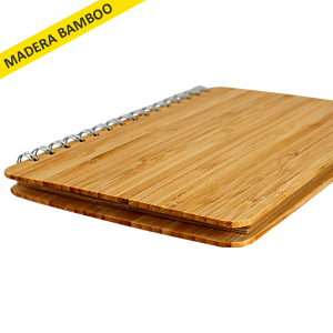 Deluxe Cuaderno Bamboo 4