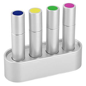 Set 4 Destacadores Color 2