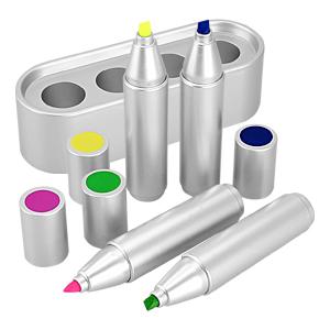 Set 4 Destacadores Color 4