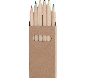 Set 6 Lapices de Colores
