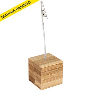 Memo Clip Bamboo