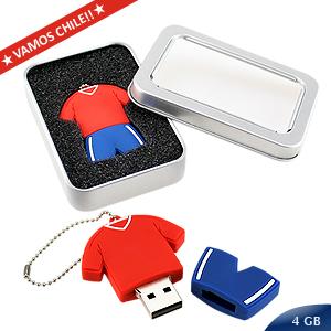 Pen Drive 4 GB USB Team 1