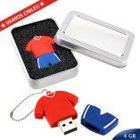 Pen Drive 4 GB USB Team 2