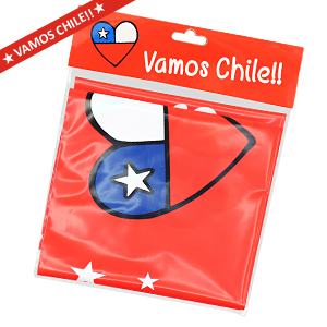 Clappers Inflables Vamos Chile 4