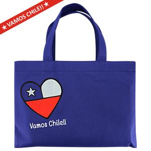 Vamos Chile Small Bag 30 x 22 cm