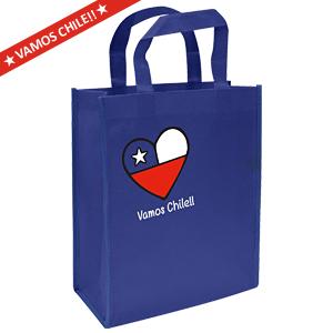 Vamos Chile Medium Bag 25 x 30 x 8 cm