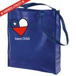 Vamos Chile Shopping Bag 40 x 32 x 12 cm