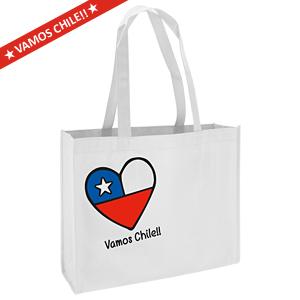 Vamos Chile Congress Bag 40 x 32 x 12 cm.