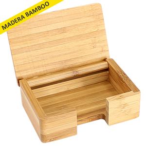 Tarjetero Sobremesa Bamboo