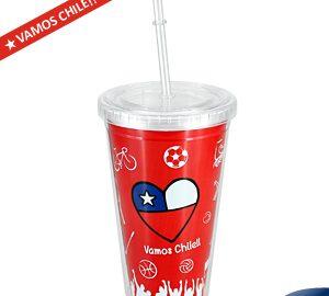 Mug Vamos Chile