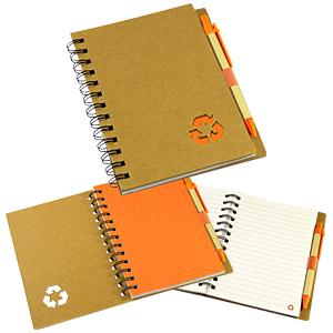 Cuaderno Eco Tapa Dura 3