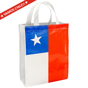Eco Flag Medium Bag 25 x 30 x 8 cm