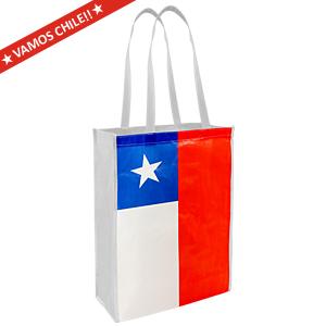 Eco Flag Shopping Bag 30 x 40 x 12 cm.