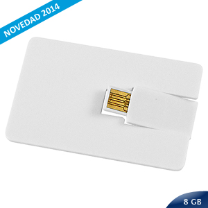 Pen Drive Credit Card 8 GB