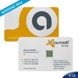 Pen Drive Credit Card 8 GB