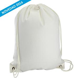 Mochila Simple Poly-Cotton