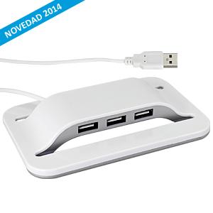 Hub USB - Mutilector Tarjetas
