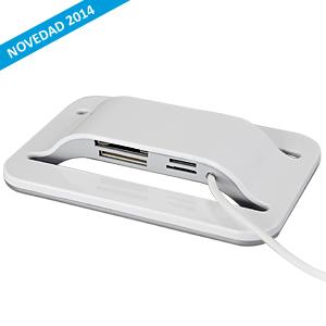 Hub USB – Mutilector Tarjetas 3