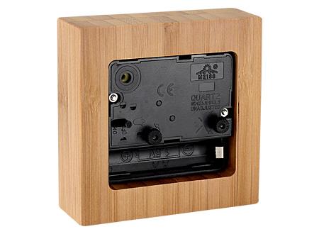Reloj Despertador de Bamboo 2