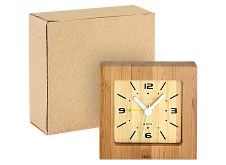 Reloj Despertador de Bamboo 3
