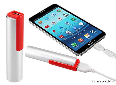 Cargador Power Bank Mind 2