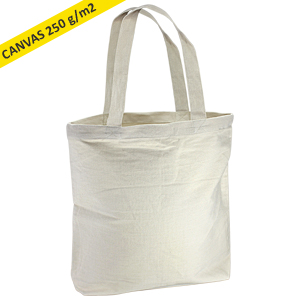Canvas Big Bag 40 x 44 x 10 cm