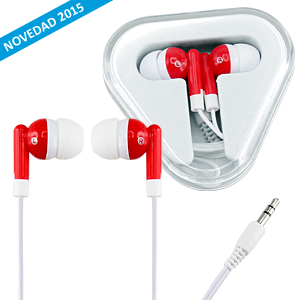 Set Auriculares Triangle 3