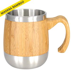 Tazón cervecero bamboo