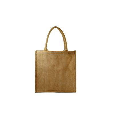 Bolsa de yute BJ02C 33 x 33 x 15 cm.
